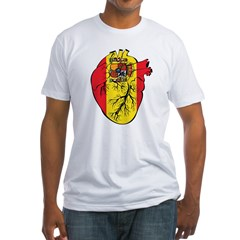 Heart Spain Shirt