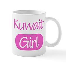 Kuwait girl Mug