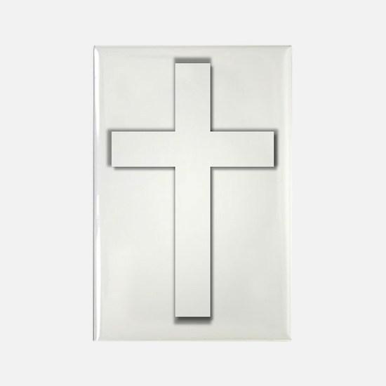 Simple Cross Rectangle Magnet