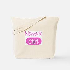 Newark girl Tote Bag