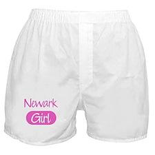 Newark girl Boxer Shorts