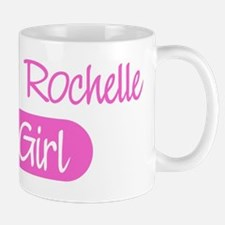 New Rochelle girl Mug
