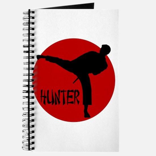 -Hunter Karate Journal