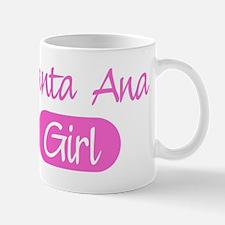 Santa Ana girl Mug