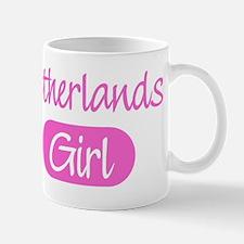 Netherlands girl Mug