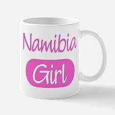 Namibia girl Mug