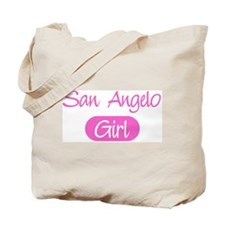 San Angelo girl Tote Bag