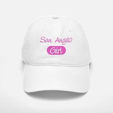 San Angelo girl Baseball Baseball Cap