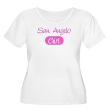 San Angelo girl T-Shirt