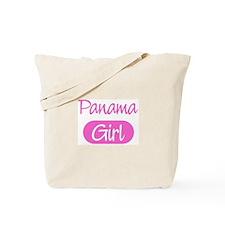 Panama girl Tote Bag