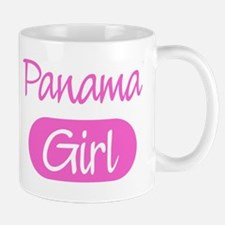 Panama girl Small Small Mug