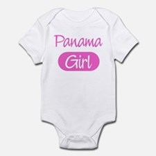 Panama girl Infant Bodysuit