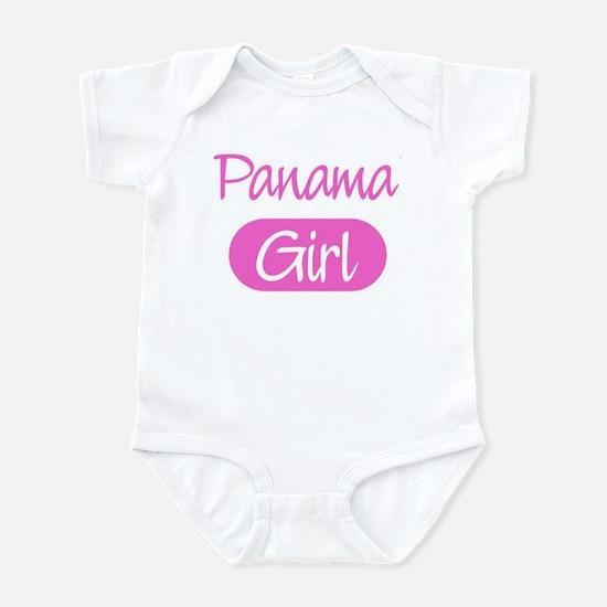 Panama girl Infant Bodysuit