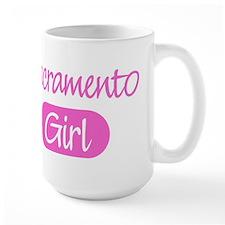 Sacramento girl Mug