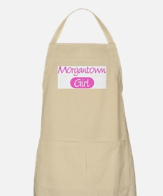 Morgantown girl BBQ Apron