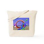 Fantasy Beach Tote Bag