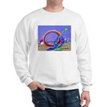Fantasy Beach Sweatshirt