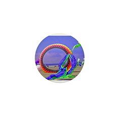 Fantasy Beach Mini Button (10 pack)
