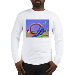Fantasy Beach Long Sleeve T-Shirt
