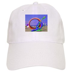 Fantasy Beach Baseball Cap