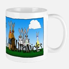 The Hula Chronicles Mug