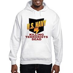 U.S. Navy Kills Terrorists Hoodie