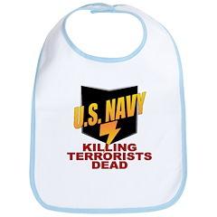 U.S. Navy Kills Terrorists Bib