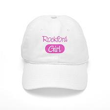 Rockford girl Baseball Cap