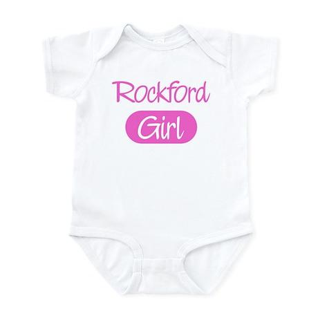 Rockford girl Infant Bodysuit