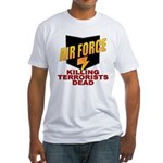USAF Killing Terrorists Fitted T-Shirt