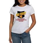 USAF Killing Terrorists Women's T-Shirt