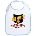 USAF Killing Terrorists Bib