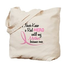Never Knew A Hero 3 Mother BC Tote Bag