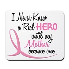 Never Knew A Hero 3 Mother BC Mousepad
