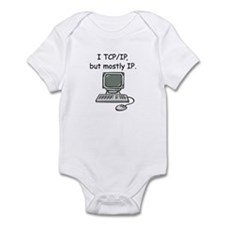 TCP IP Body Suit
