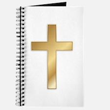 Truest Gold Cross Journal
