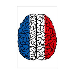 Brain France Posters