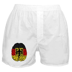 Brain Germany Boxer Shorts