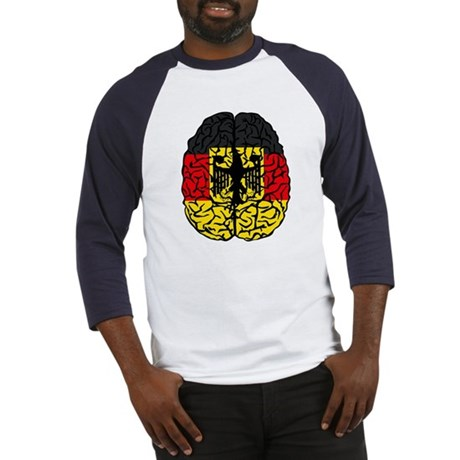 Brain Germany Baseball Jersey