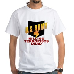 U.S. Army Killing Terrorists Shirt