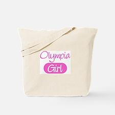 Olympia girl Tote Bag