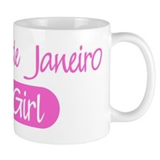 Rio de Janeiro girl Mug