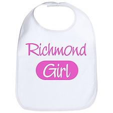 Richmond girl Bib
