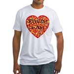 Psycho Chic Fitted T-Shirt