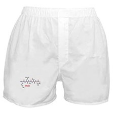 Kevin name molecule Boxer Shorts