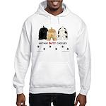 Nothin' Butt Cockers Hooded Sweatshirt