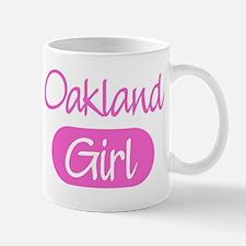 Oakland girl Mug