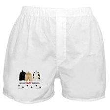 Nothin' Butt Cockers Boxer Shorts