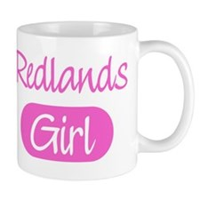 Redlands girl Mug
