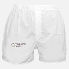 True Love Waits Boxer Shorts